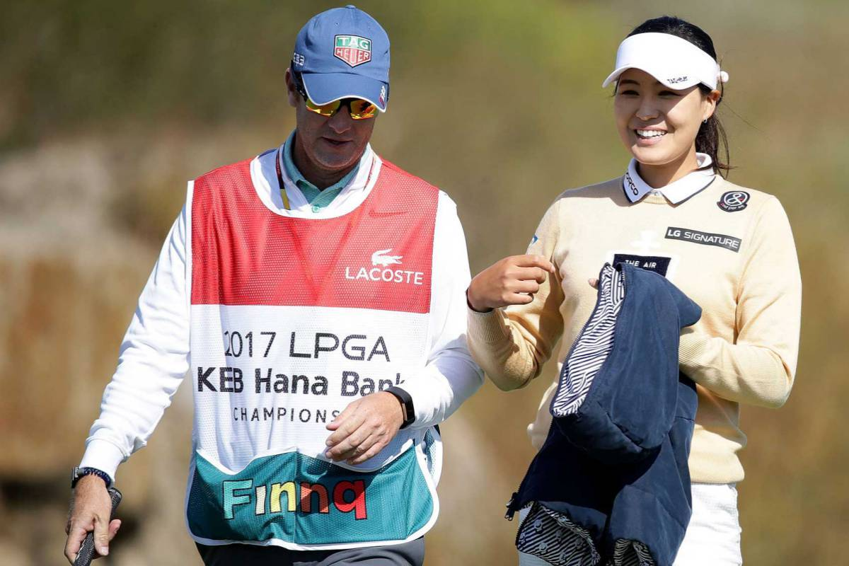 a13fb31d772 This week the LPGA moves to South Korea for the playing of the LPGA KEB  Hana Bank Championship. Jin Young Ko will be trying to successfully defend  the title ...